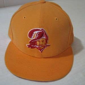 New Era Tampa Bay Buccaneers Fitted Hat, 6 3/4